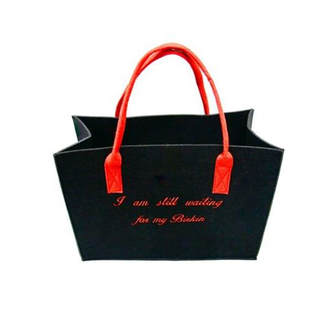 Im Still Here In My Bag by Bag Quot I M Still Waiting For My Birkin Quot Black
