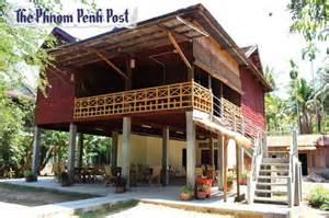 Home Design Company In Cambodia traditional cambodian house design khmer architecture
