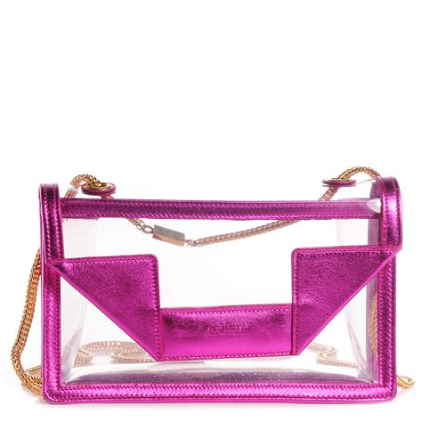 3011 To St Betty Pink laurent vinyl mini betty pink metal 77552