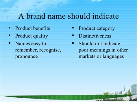 Mba Brand Management by Brand Management Ppt Mba