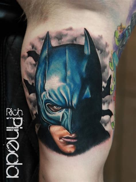 tattoo batman face 133 best images about superhero tattoos on pinterest see