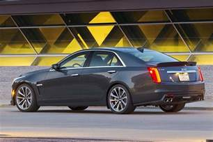 Cadillac Cts Vs Ats 2016 Cadillac Ats Vs 2016 Cadillac Cts What S The