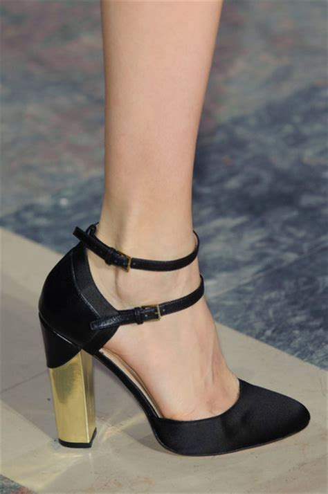 couture shoes elie saab shoes at haute couture 2015