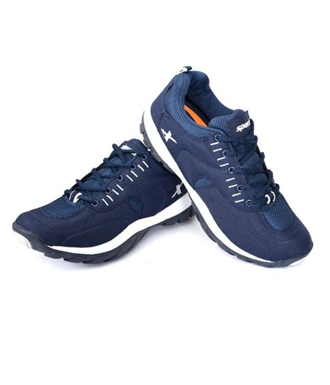 stylish sports shoes for buy sparx sm 113 navy blue white stylish sport shoes for