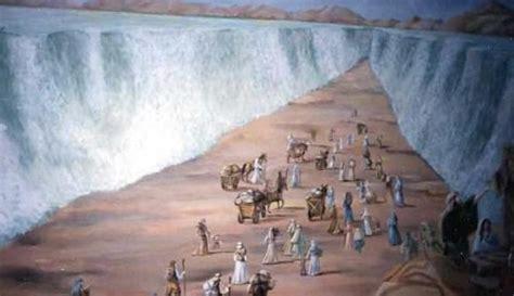 Kisah Nabi Musa As Membelah Lautan inilah bukti nabi musa a s membelah laut merah