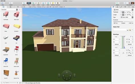 live house live home 3d mac