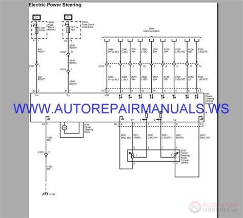 online service manuals 2010 chevrolet colorado parking system chevrolet colorado engine 2 8 wiring diagram manual 2016 auto repair manual forum heavy