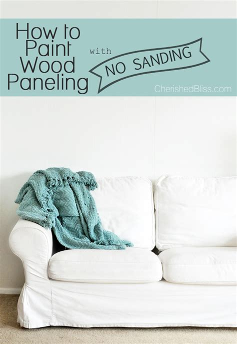 how to paint paneling tips on how to paint wood trim cherished bliss