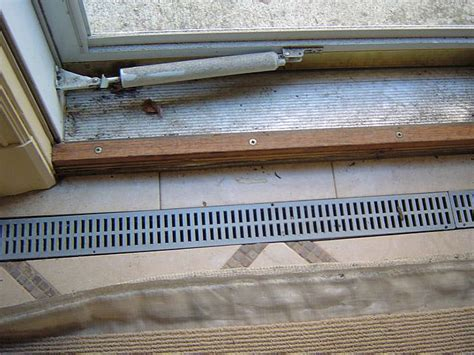 Vapor Door Idaho Falls by Grated Drainage Pipe System In Boise Idaho Falls