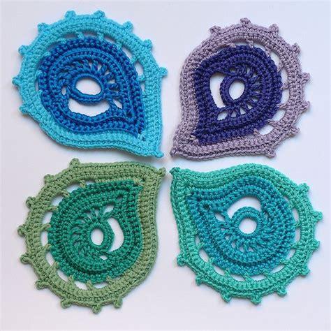 paisley pattern crochet motif crochet motif still crochet pinterest paisley
