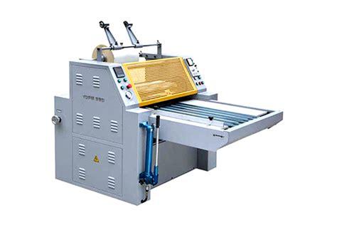 Mesin Laminating Thermal pertimbangan dan referensi dalam memilih mesin laminating