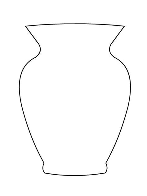Greek Vase Outline Coloriages D Objets Vase
