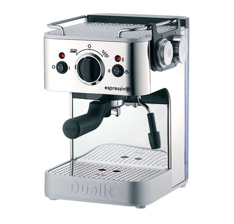 Coffee Machine 10 small espresso machines