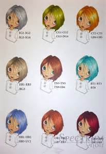 hair color spectrum hair color combinations and hop winner spectrum
