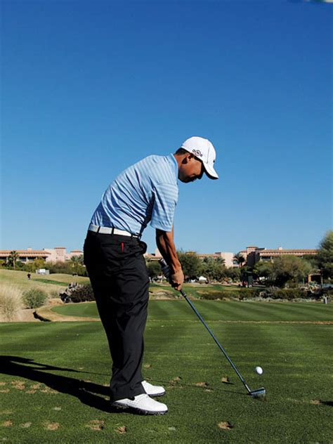 anthony kim golf swing anthony kim snapshot golf tips magazine