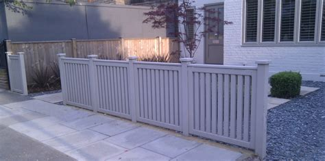 Front Garden Fencing Ideas Landscaping Front Garden Fencing Ideas Uk
