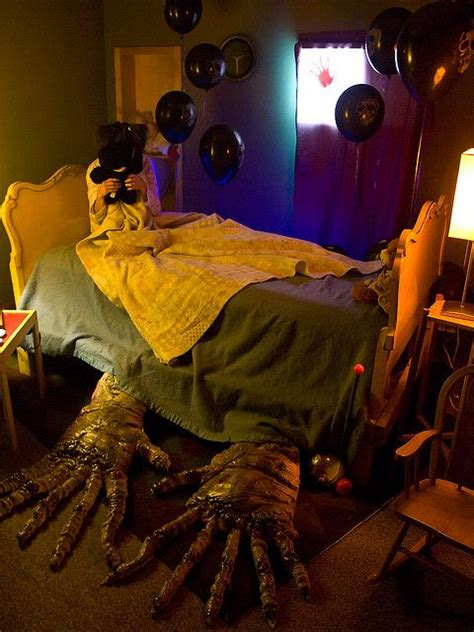 haunt bed beds haunted houses and house on pinterest