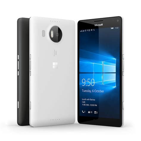 microsoft lumia 950 xl dual sim phone specifications