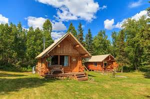 Anchorage Cabins by The Most Remote Places To Go On Daily Mail