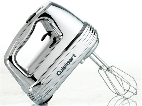Amazon.com: Cuisinart HM 50 Power Advantage 5 Speed Hand