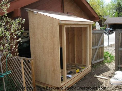 Roofing A Lean To Shed lean to shed plans easy to build diy shed designs