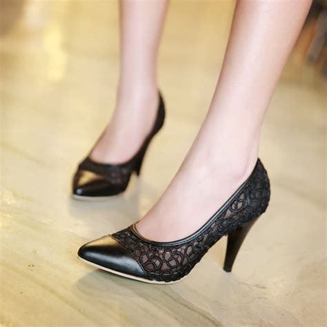 plus size high heel shoes plus size shoes pointed toe high heels