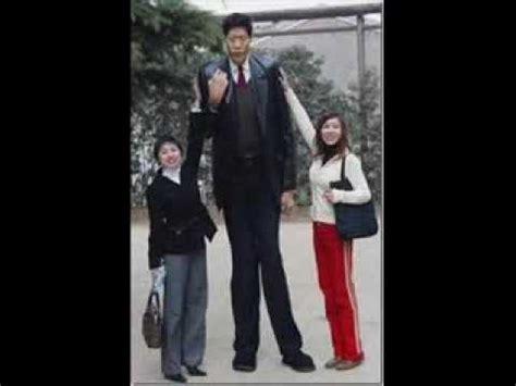 las personas mas altas del mundo youtube