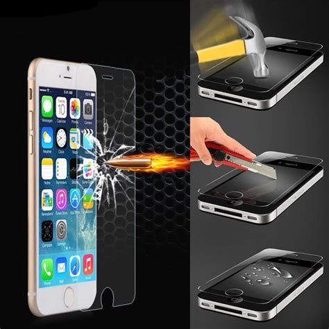 Termurah Viseaon Iphone 5 5s 5g 6g 6s 6s Plus 7g 7plus 6 7 Plu for iphone picture more detailed picture about tempered glass screen protector phone