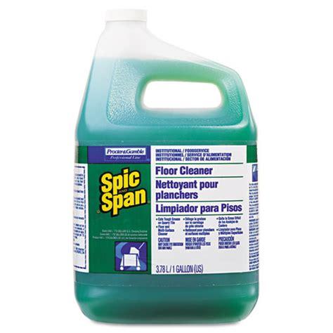 Mill Floor Cleaner bettymills and span 174 liquid floor cleaner procter gamble pgc02001