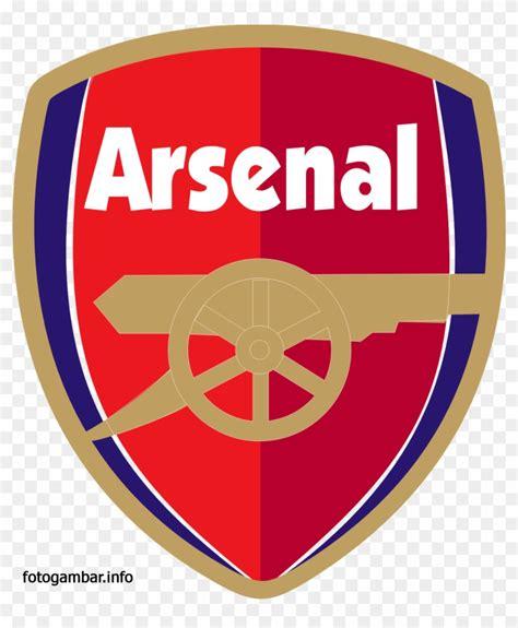 logo arsenal png foto gambar logo dream league soccer