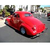 1937 Chevy Coupe Hot Rod Video 1  For Sale At Symbolic