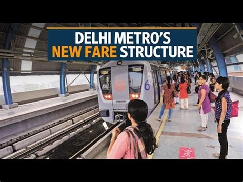 delhi metro fare hike kicks in today livemint