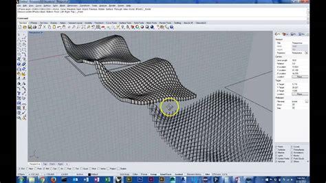 pattern waffle photoshop download rhino tutorial creating a waffle model part 3 rhino