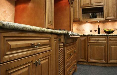Glazed Toffee Kitchen Cabinets   Kitchens I Love