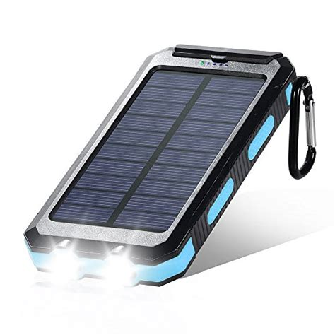Power Bank Solar Charger 10000mah Dostyle Solar Charger 10000mah Dual Usb Solar External Import It All