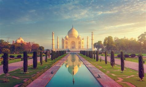 guided tour of india with airfare accommodations meals in new delhi groupon getaways