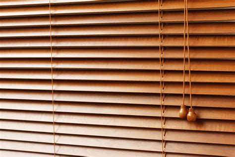 Wooden Blinds Designing With Wood Blinds What To