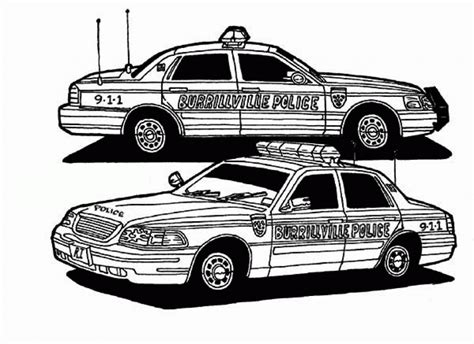 coloring pages of police cars police car coloring pages to print coloring home