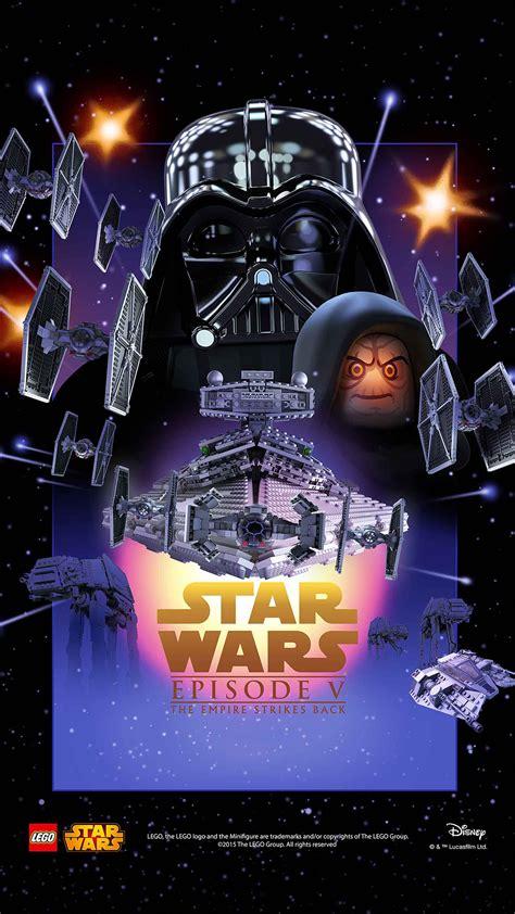 ap starwars lego episode  empire strikes  film art