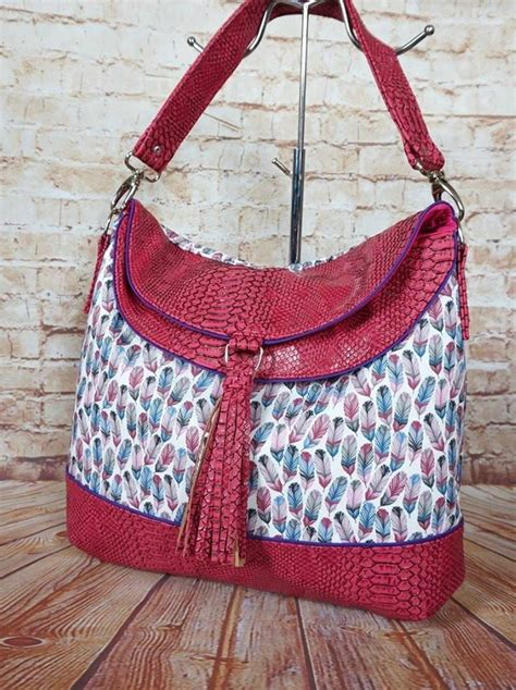 Handmade Purse Designs - 25 best ideas about hobo bag patterns on diy