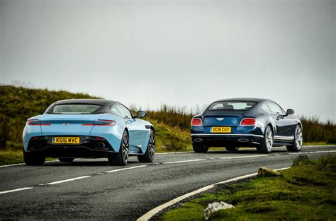 Aston Martin Vs Bentley by Aston Martin Db11 Vs Bentley Continental Gt Speed Grand