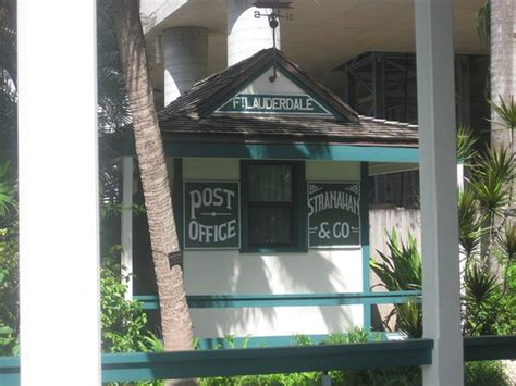 post office picture of stranahan house fort lauderdale