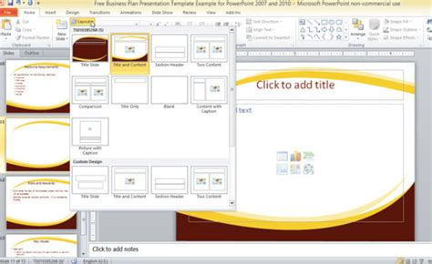 free templates for powerpoint 2007 free business plan presentation template for powerpoint