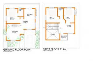 Small Kerala House Plans Below 1000 Square Feet So Small Area House Plan Design