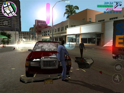 Auto Games by Grand Theft Auto Vice City For Iphone Download