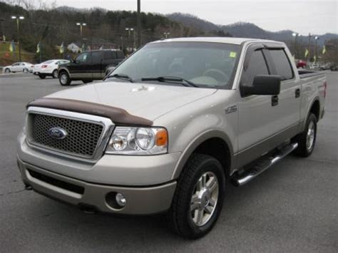 2006 F150 Specs by 2006 Ford F150 Lariat Supercrew 4x4 Data Info And Specs