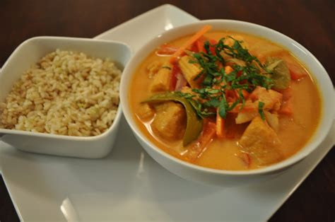 Panang Curry Taste spice infused thai panang curry