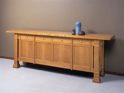 white oak buffet inspiration sideboards buffets on