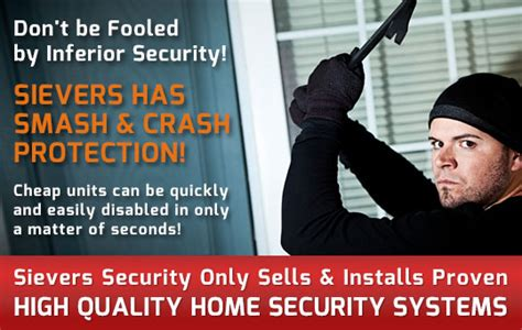 home security systems comparison sievers security
