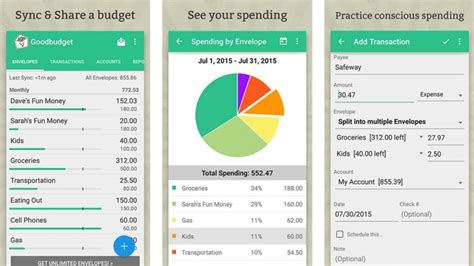 top android apps for money management and financial